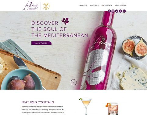 figenza vodka website