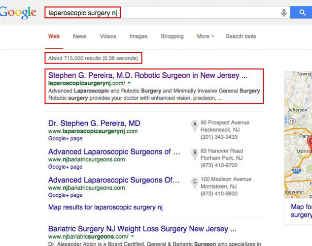 SEO results doctor