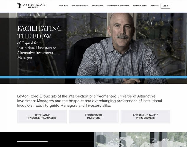 layton road group lrg financial firm capital site.