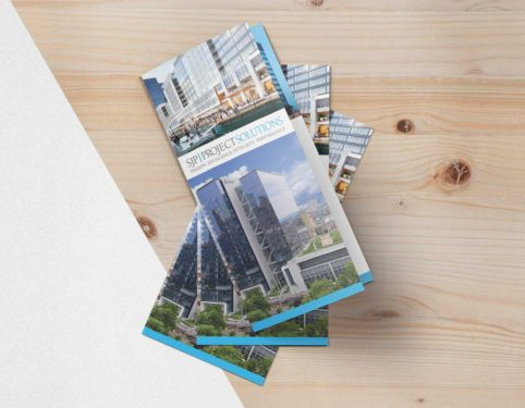 SJP Properties Real Estate Brochure Design