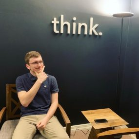 Junior Developer in Think Tank at Splendor Design Group.