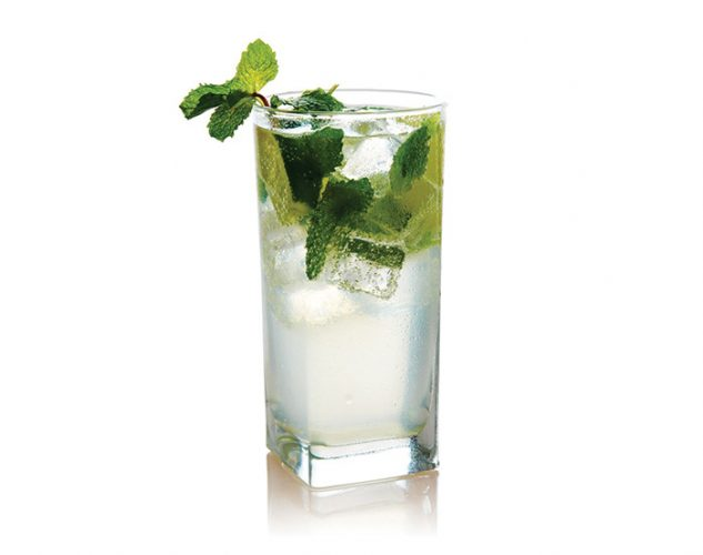 mojito drink photography