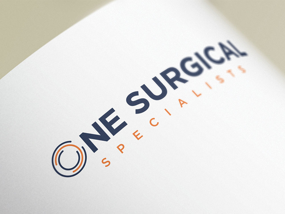 one surgical logo