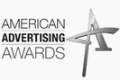 american advertising awards logo design