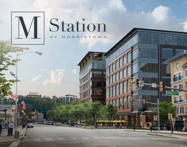 M station web design