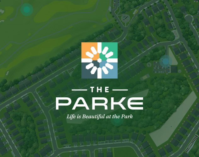 the parke logo design