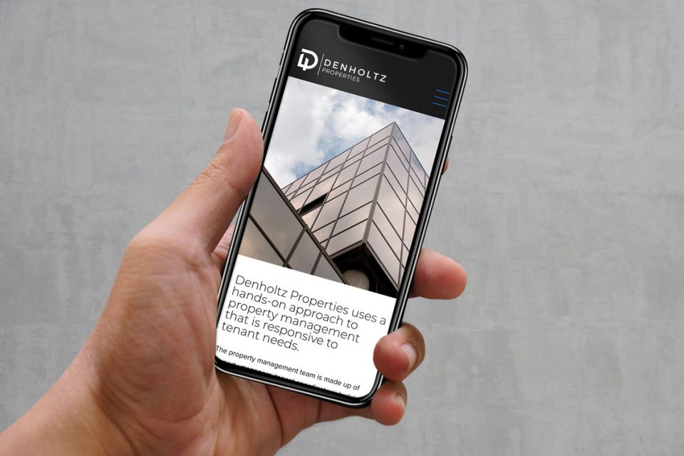 Denholtz Mobile Website